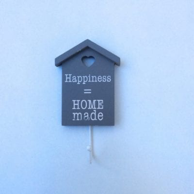 Patère Happiness Home Made
